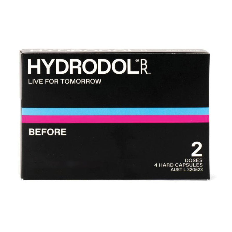 Hydrodol BEFORE Hangover Relief