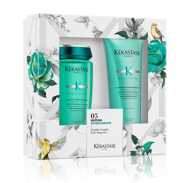 Kerastase 05 Edition Extentioniste Set - Bain Extentioniste Shampoo + Fondant Extentioniste Conditioner