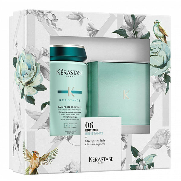 Kerastase 06 Edition Resistance Set - Bain Force Architecte Shampoo + Masque Force Architecte Hair Mask