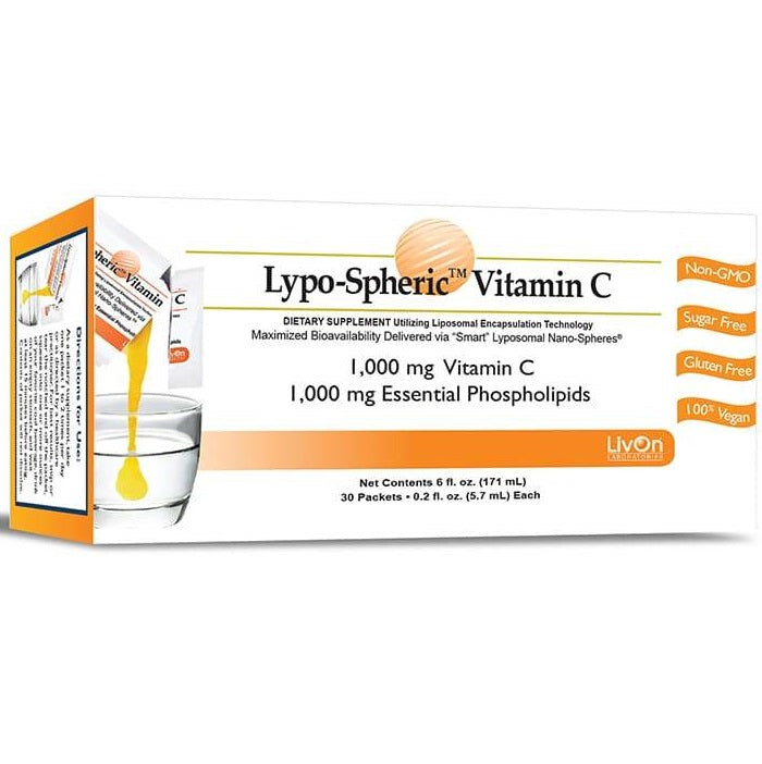 LivOn Labs Lypo-Spheric Vitamin C