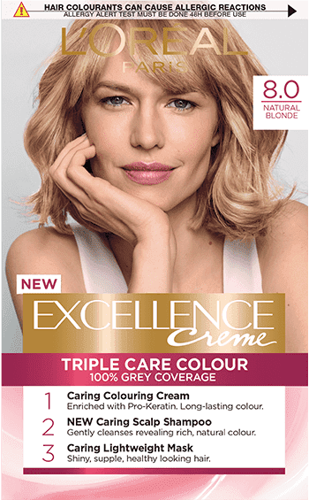 L'Oreal Paris Excellence Creme Permanent Hair Dye