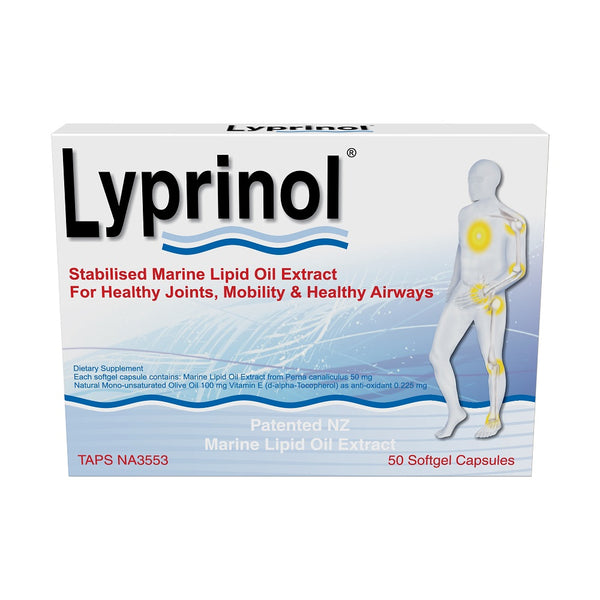 Lyprinol Marine Lipid Oil Extract PCSO-524
