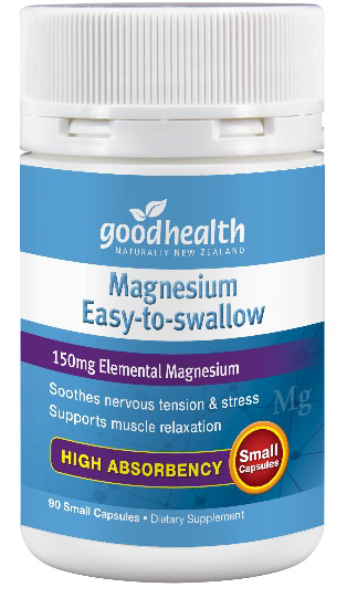 GoodHealth Magnesium Easy-to-swallow