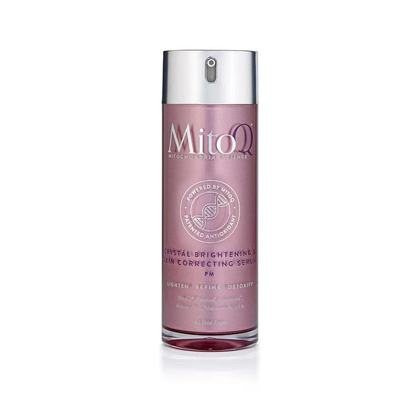 MitoQ Crystal Brightening & Skin Correcting Serum - PM (Available in Shop)