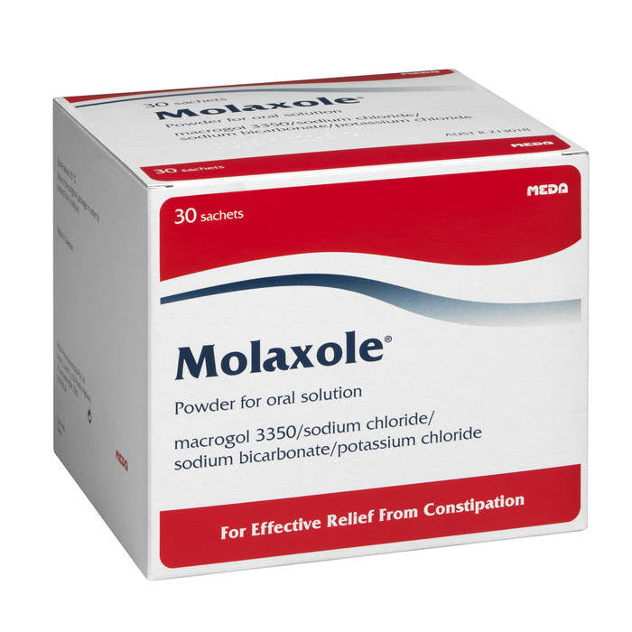 Molaxole Powder for Oral Solution (Alternative to Lax Sachets)