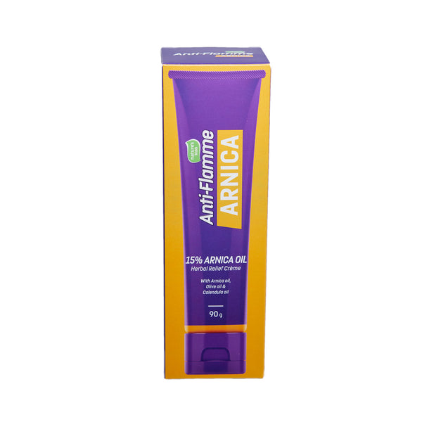 Nature's Kiss Anti-Flamme Arnica Herbal Relief Creme