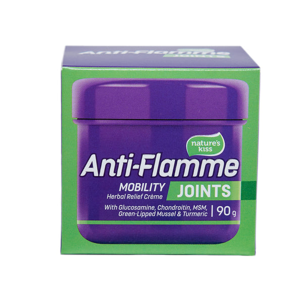 Nature's Kiss Anti-Flamme Joints Herbal Relief Creme