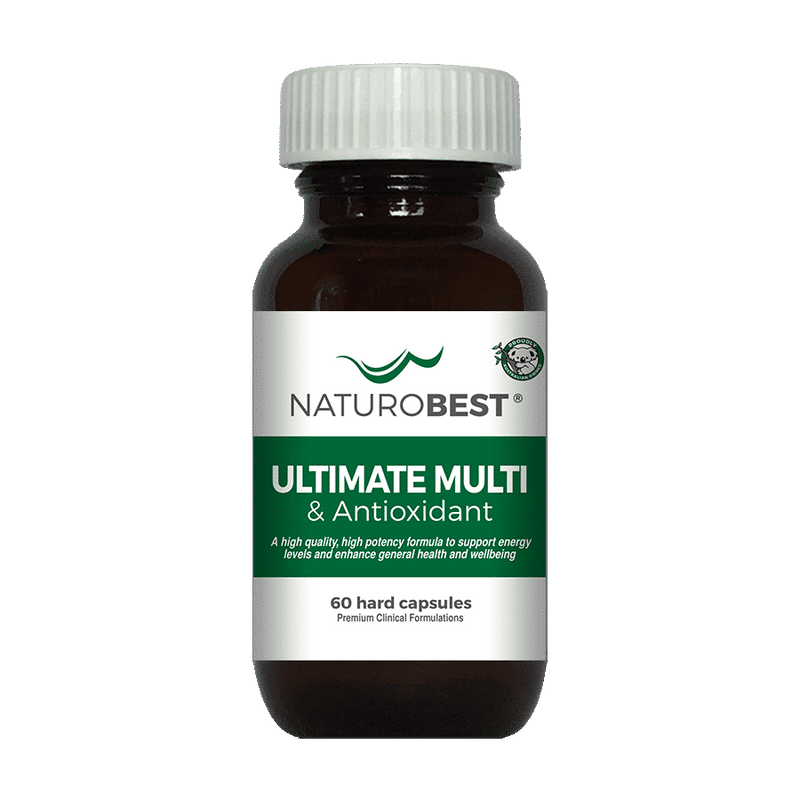 NaturoBest Ultimate Multi & Antioxidant