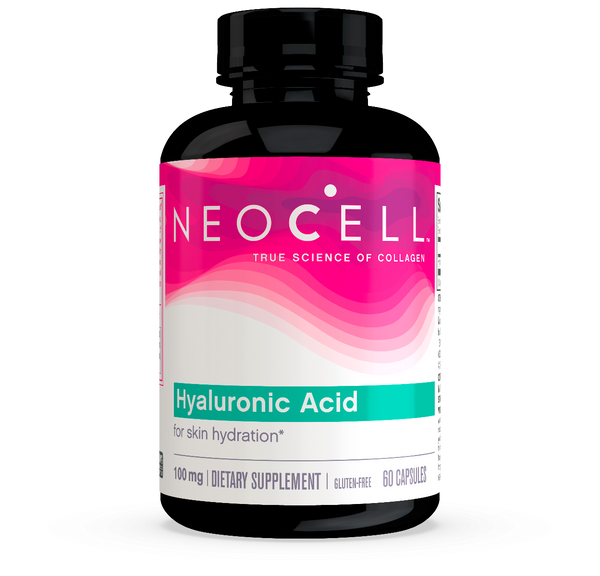 NeoCell Hyaluronic Acid for Skin Hydration
