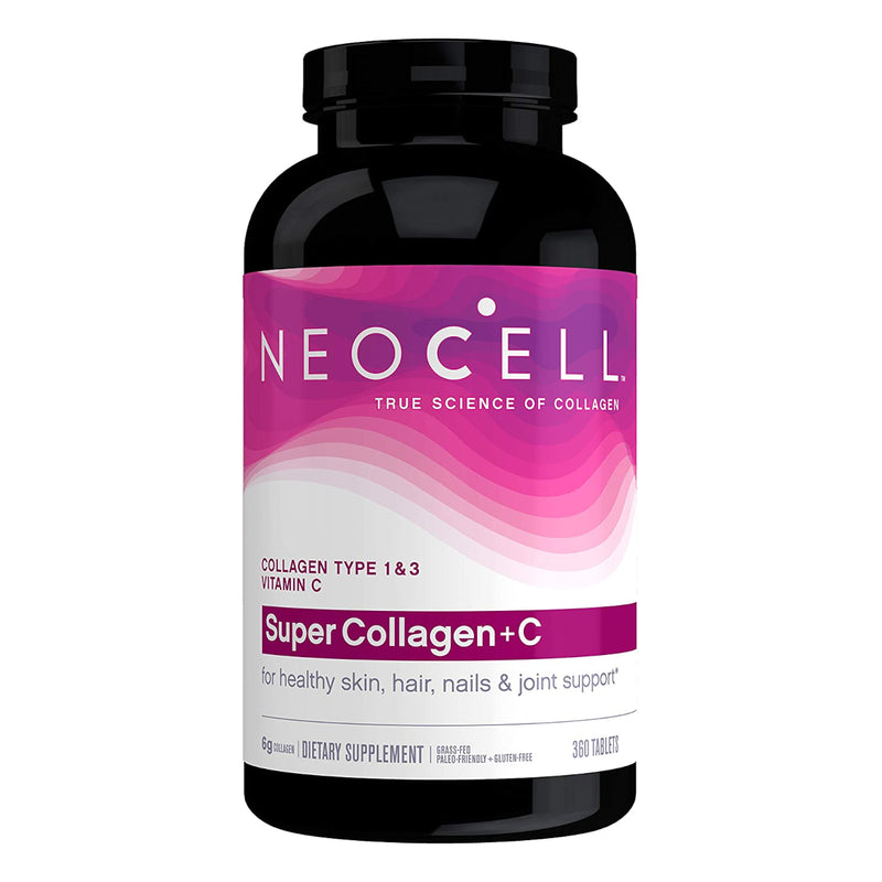 NeoCell Super Collagen + Vitamin C