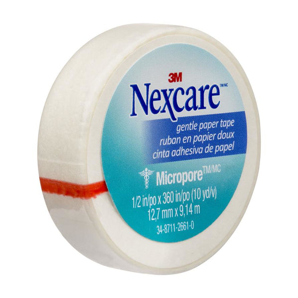 Nexcare Micropore First Aid Tape White