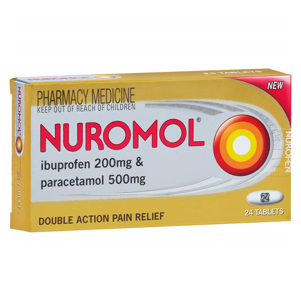 Nuromol Double Action Pain Relief