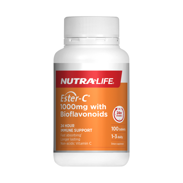 Nutra-Life Ester-C 1000mg with Bioflavonoids