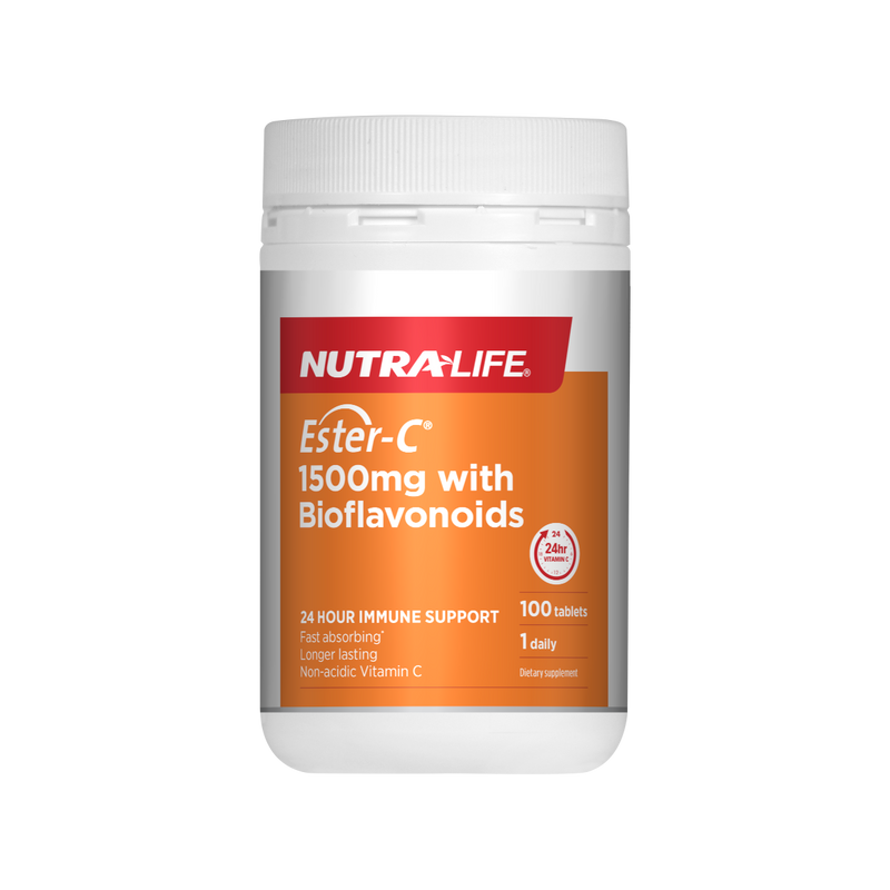 Nutra-Life Ester-C 1500mg with Bioflavonoids