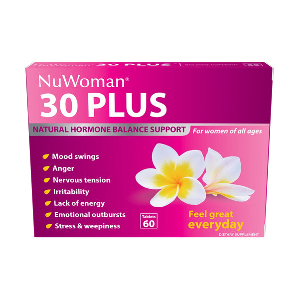 NuWoman 30 PLUS Hormone Balance Support