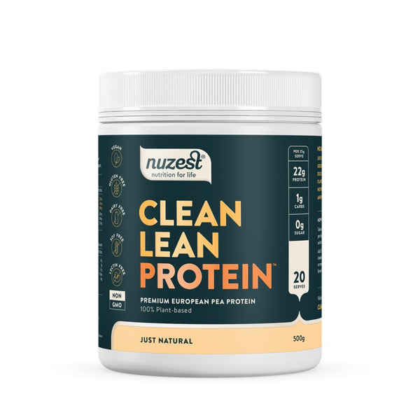 Nuzest Clean Lean Protein Just Natural