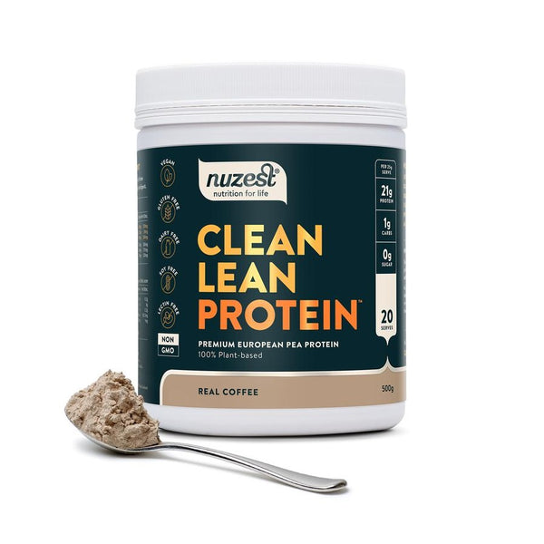 Nuzest Clean Lean Protein Real Coffee