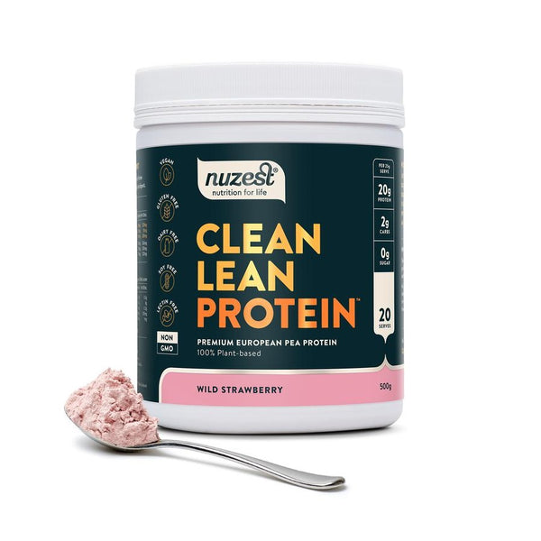 Nuzest Clean Lean Protein Wild Strawberry