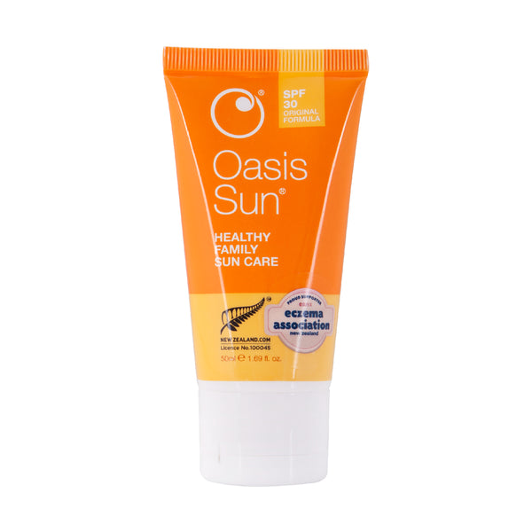 Oasis Sun SPF 30 Original Healthy Family Sunscreen