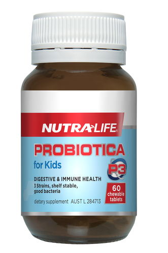 Nutralife Probiotica P3 For Kids