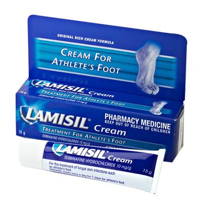 Lamisil Cream for Athlete's Foot