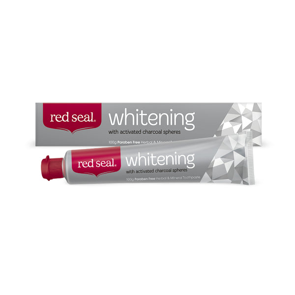 Red Seal Whitening Toothpaste