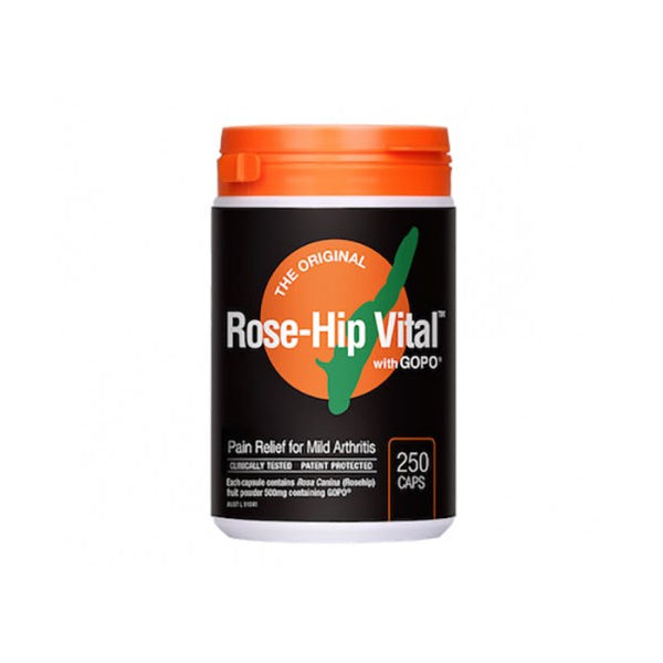 Rose-Hip Vital with GOPO