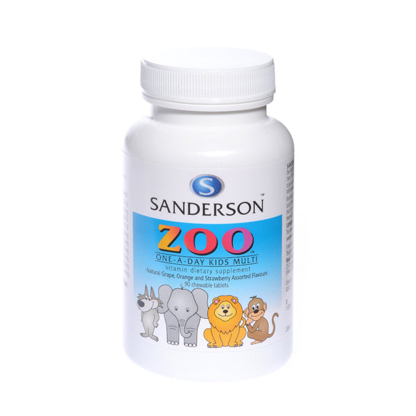 Sanderson Zoo One-A-Day Kid's Multi