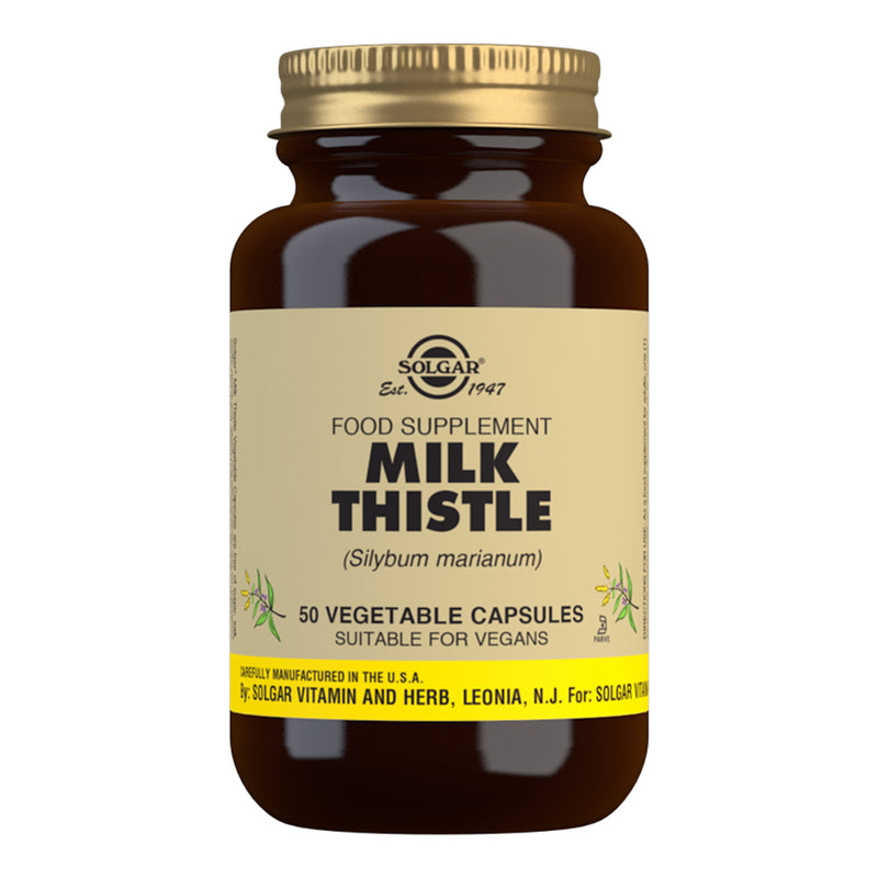 Solgar Milk Thistle