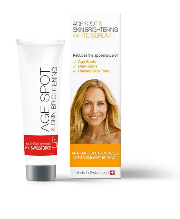 Swisseforce Age Spot & Skin Brightening White Serum