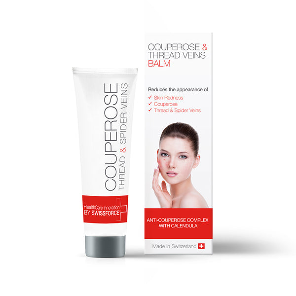 Swisseforce Couperose Thread & Spider Veins Balm