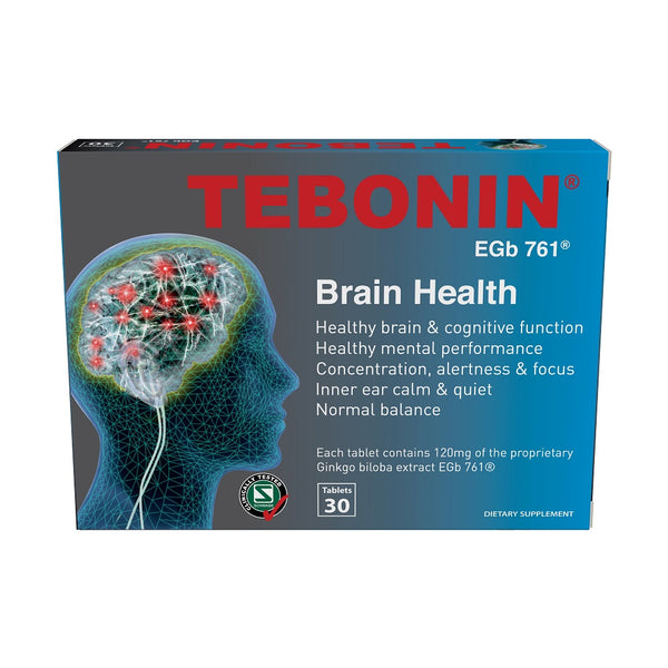Tebonin EGb 761 Brain Health