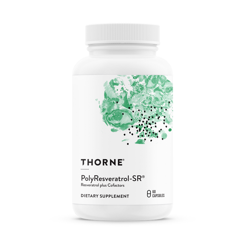 Thorne Research PolyResveratrol-SR