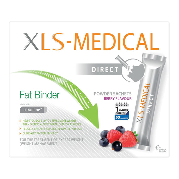 XLS Medical Fat Binder Direct