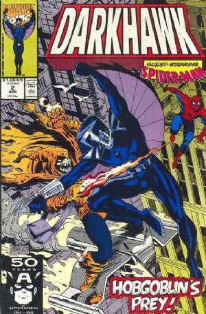 Darkhawk #2 - Very Fine