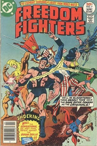 Freedom Fighters Vol. 1 #7
