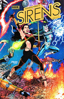 George Perez's Sirens #1A - Ne ar Mint - Black Dragon Comics