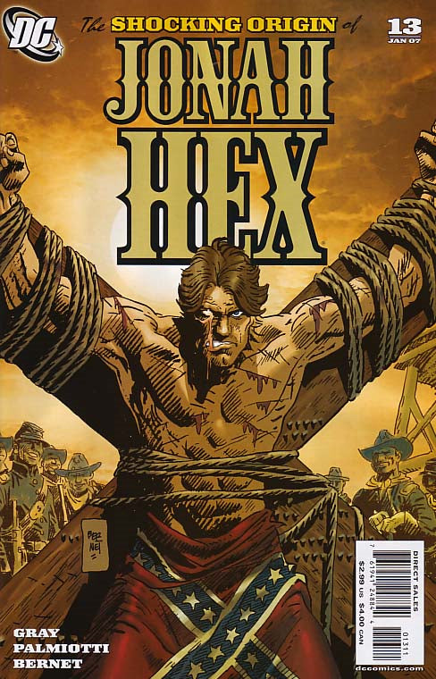 Jonah Hex, Vol. 2 #13 - Near M - Black Dragon Comics
