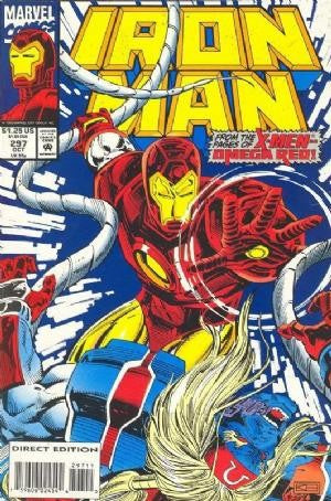 Iron Man, Vol. 1 #297