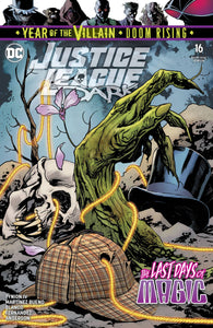 Justice League Dark Vol. 2 #16
