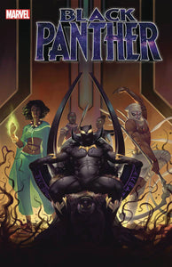 Black Panther Vol. 8 #19
