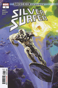 Annihilation - Scourge: Silver Surfer Vol. 1 #1
