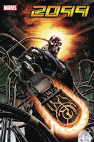 Ghost Rider 2099 #1 - Black Dragon Comics