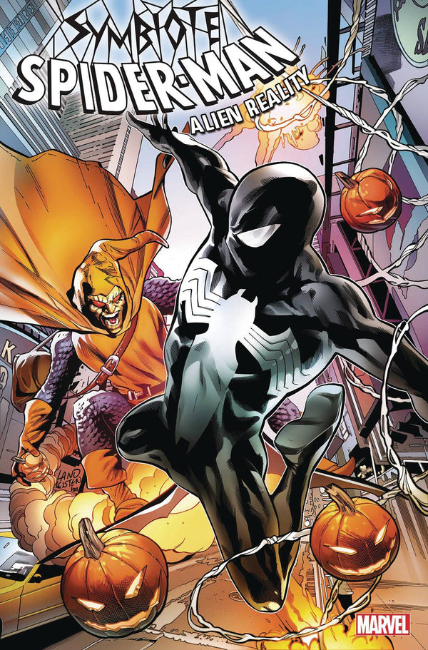 Symbiote Spider-Man Alien Real ity #1 (Of 5) - Black Dragon Comics