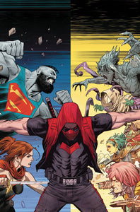 Red Hood: Outlaw #41