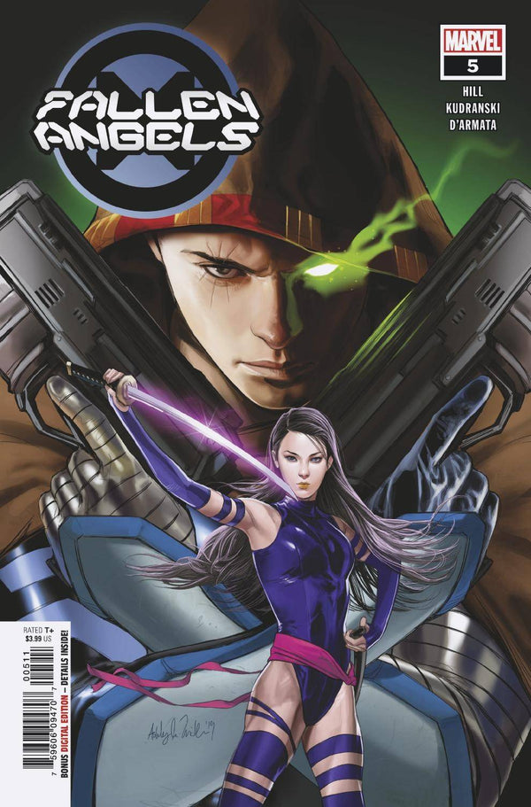 Fallen Angels #5 Dx - Black Dragon Comics