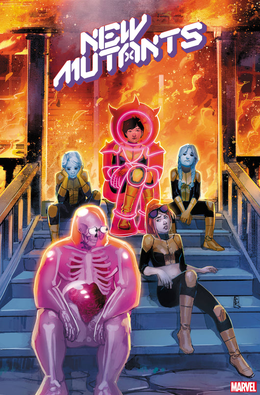 New Mutants Vol. 4 #6