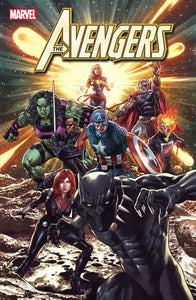The Avengers Vol. 8 #30