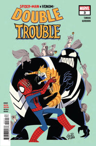 Spider-Man And Venom: Double Trouble #3