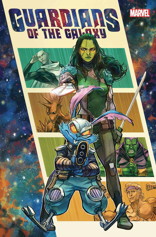 Guardians Of The Galaxy Vol. 6 #3